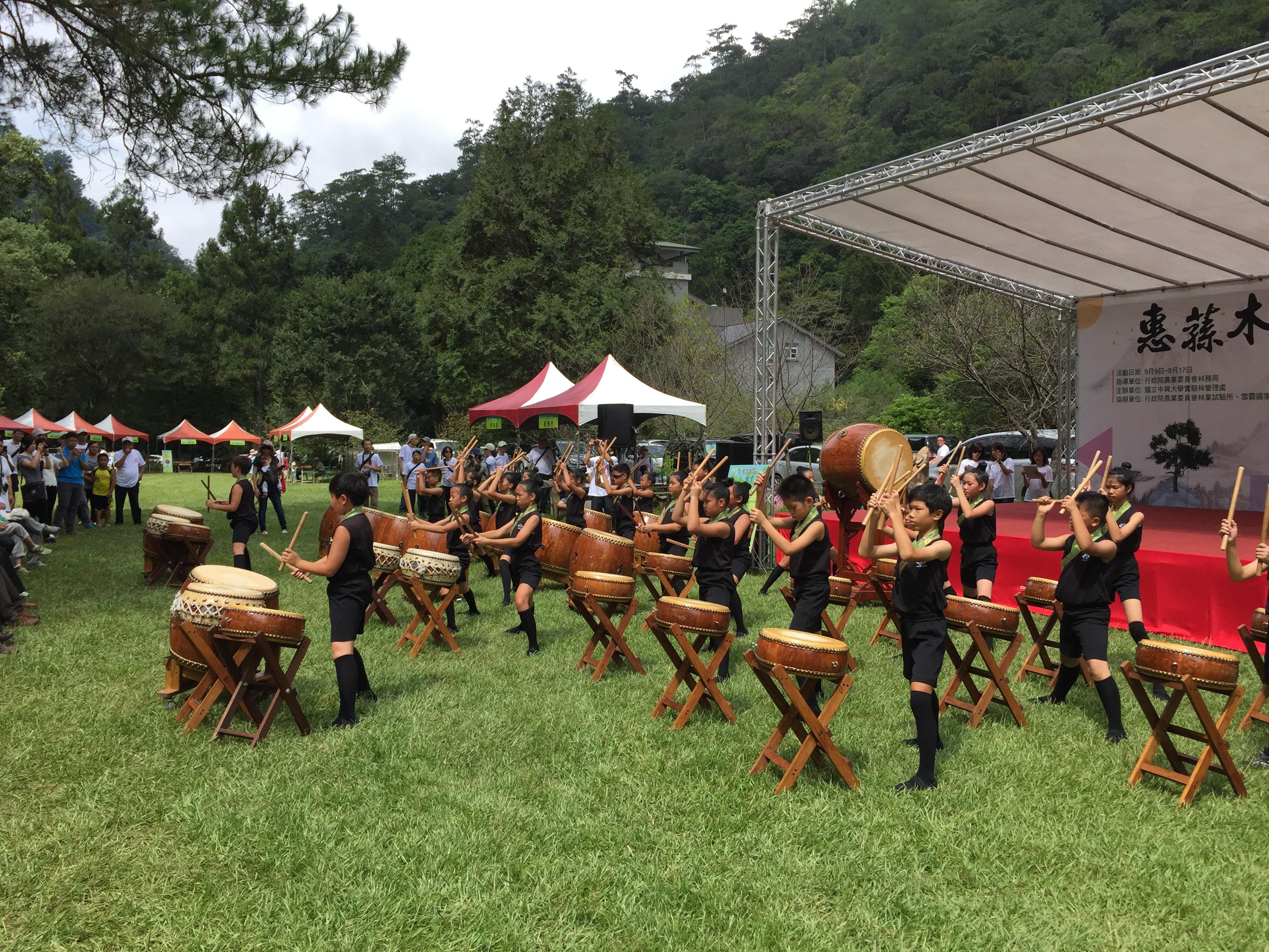 【資料照】2019惠蓀木文化節 將於9月21日熱鬧登場