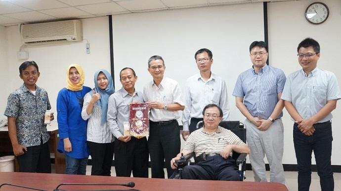 印尼農業部食用作物總署穀物局蒞院訪問