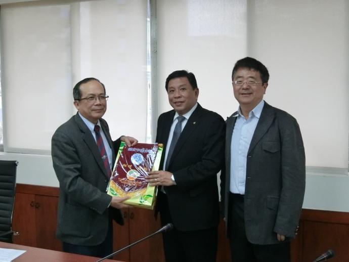菲律賓UPLB大學訪問團蒞院參訪
