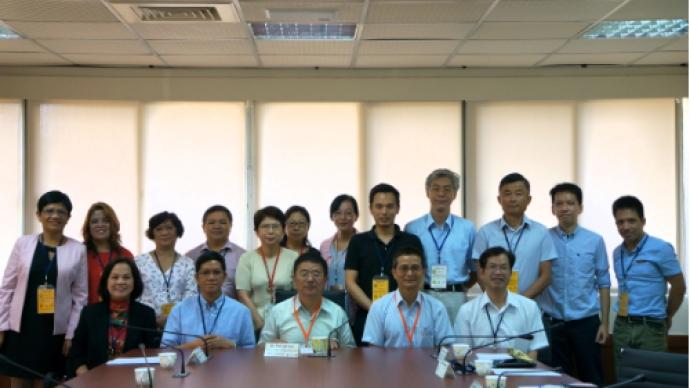 菲律賓Central Bicol State University of Agriculture蒞院訪問