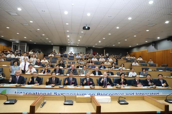 生物防治暨整合性病蟲害管理技術國際研討會 興大登場