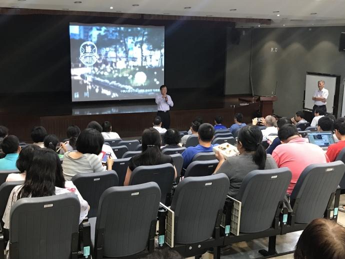 綠川興城、水岸大學城 興大舉辦二座談會