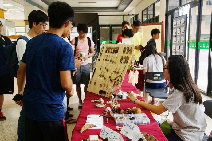 興大森林週開展 探討臺灣木材自給率