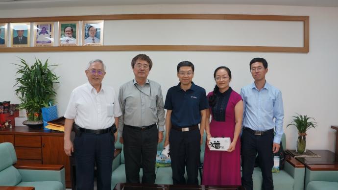 中國農業科學院植物保護研究所學者來訪