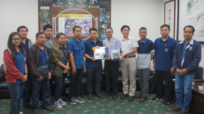 泰國皇家基金會、高地研究所來訪(一團)