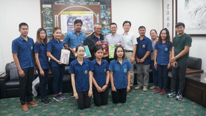 泰國皇家基金會、高地研究所來訪(二團)