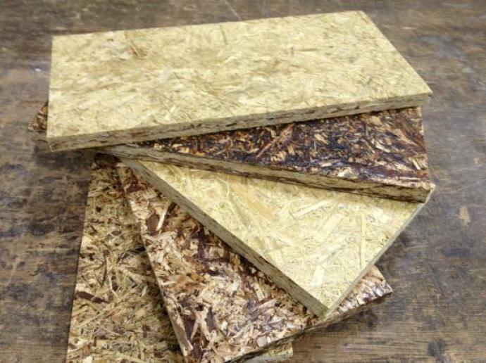【公關組】活化再利用 國產木竹廢料製成複合板材