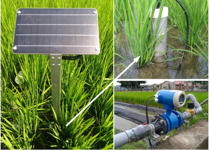 【媒體報導】興大農藝系團隊研發水稻智能化田間水分管理 大力節省水資源