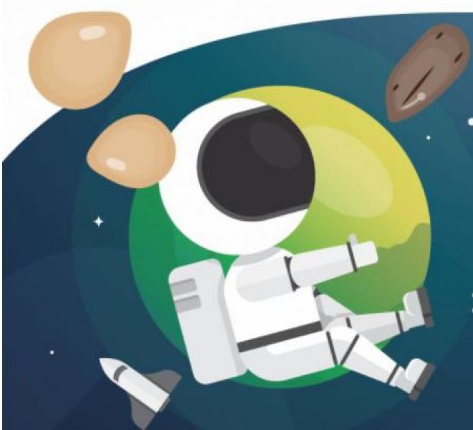 【媒體報導】太空種子7月中旬回地球 徵選中小學生種植