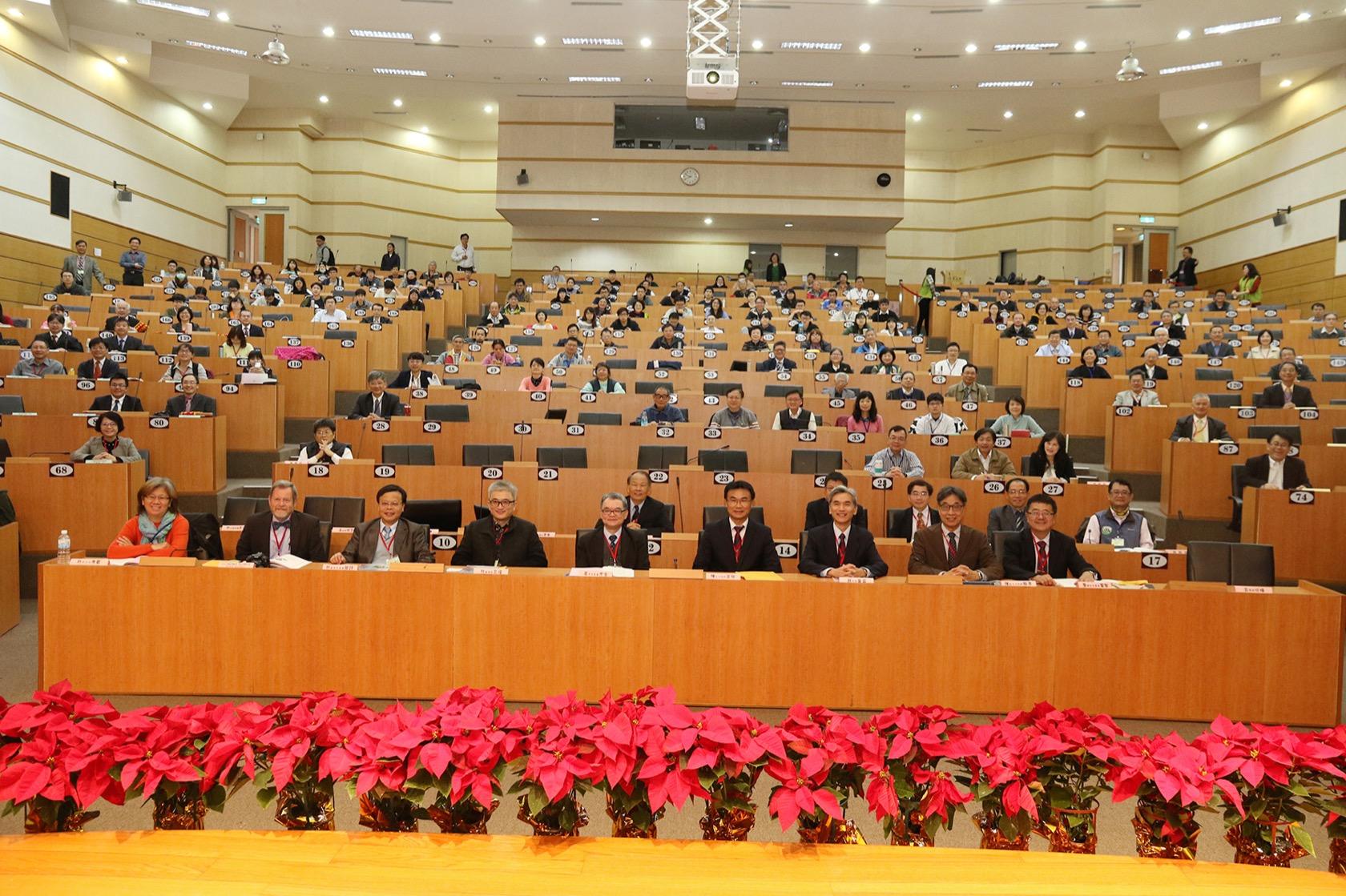 中華民國農學團體聯合年會 「跨域科技、前瞻創新」論壇 12月6日興大登場