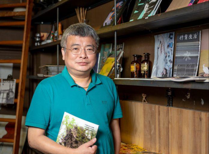 國立中興大學森林學系特聘教授兼創產國際學院院長——王升陽