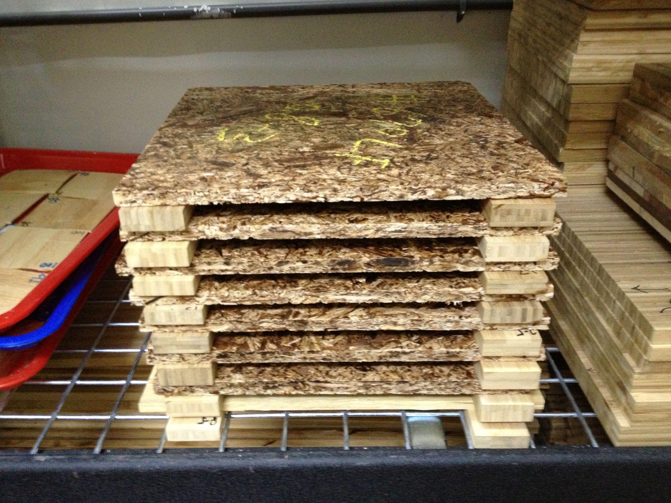 竹木混合板
