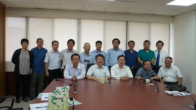 越南藝安省企業訪問團蒞院訪問