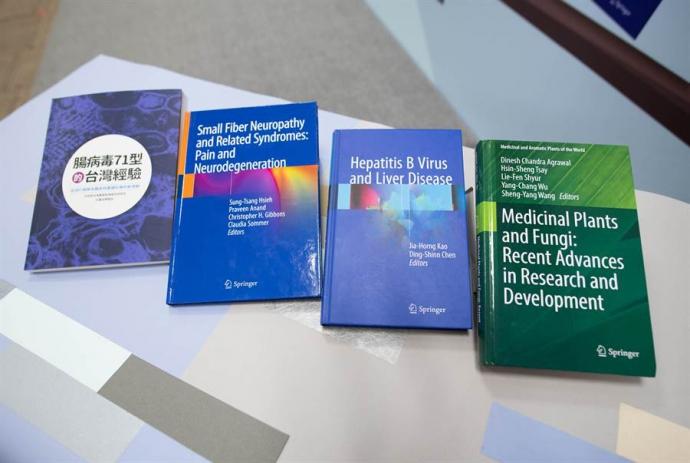 【媒體報導】科技部推薦生命科學專書 4本專著獲選