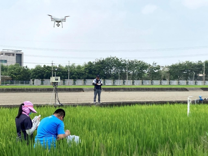 【媒體報導】科技輔助田間管理決策『灌水』和『沃肥』-許稻農一個智慧未來
