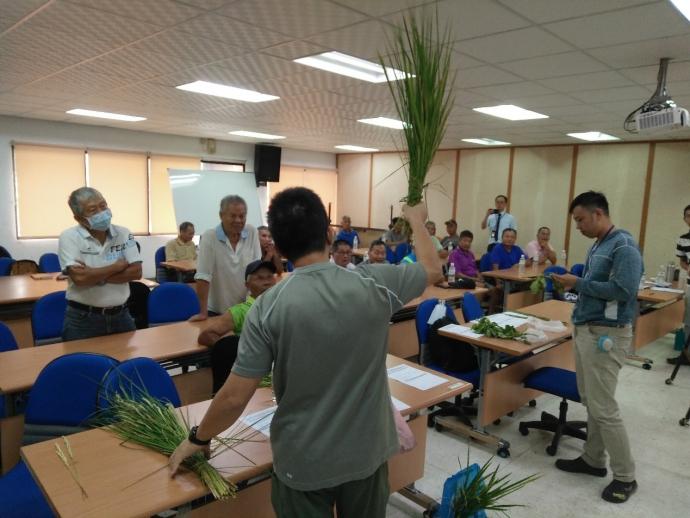 【公關組】台中農業便利通 興大植物教學醫院與烏日農會攜手合作